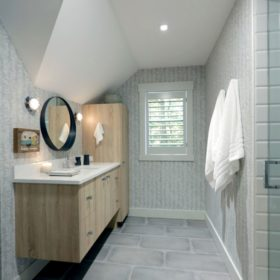 custom remodeled sink - G.F. McLaughlin