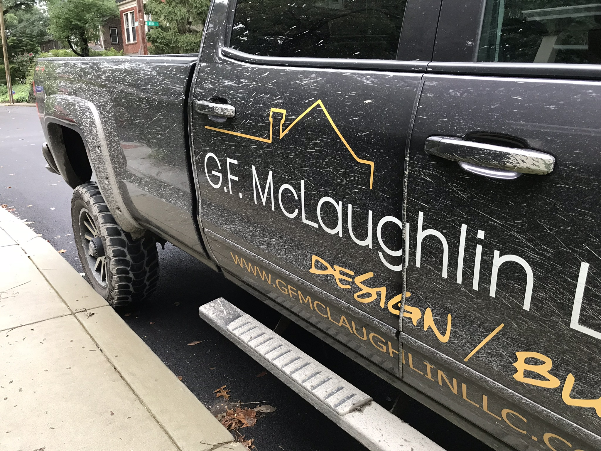 McLaughlin Truck - G.F. McLaughlin